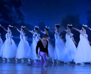 "Danse ""Giselle"", Yacobson Ballet, Saint-Petersburg State Academic Ballet Theater"