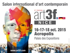 """Art3f"", 2e salon international d'art contemporain"