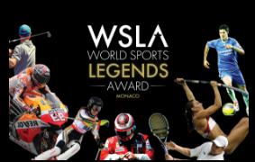 Вручение премий «World Sports Legends Awards» в Монако