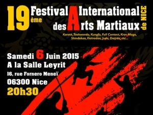 Festival international des arts martiaux