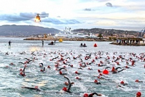 Cannes International Triathlon